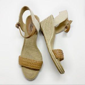 Lucky Brand Espadrille Wedge Kavelli Woven Sandal